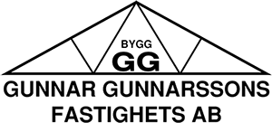 Gunnar Gunnarssons fastighets AB logo