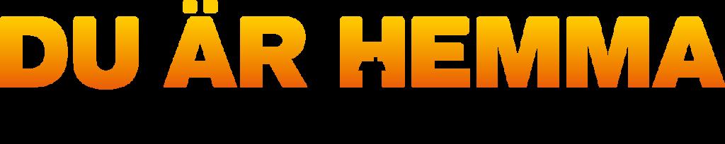 Du är hemma hyresbostäder logo