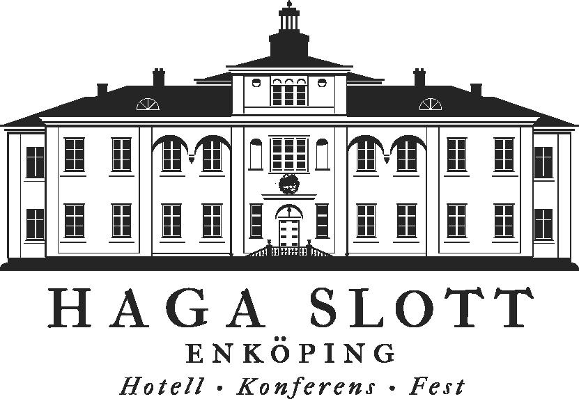 Haga slott logo